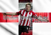 Obrolan Vigo: James Beatie, Striker Underrated yang Selalu Dicintai