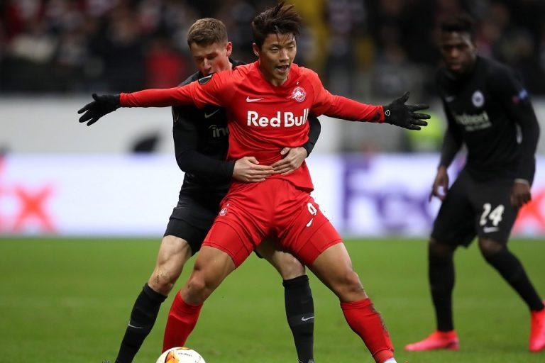 Alasan Laga Leg Kedua RB Salzburg vs Eintracht Frankfurt Ditunda