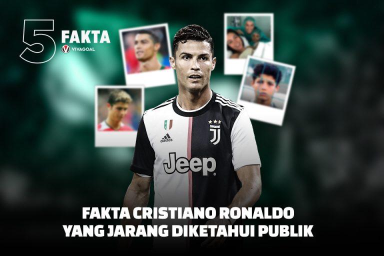 5 Fakta Cristiano Ronaldo yang Jarang Diketahui Publik, Apa Saja?