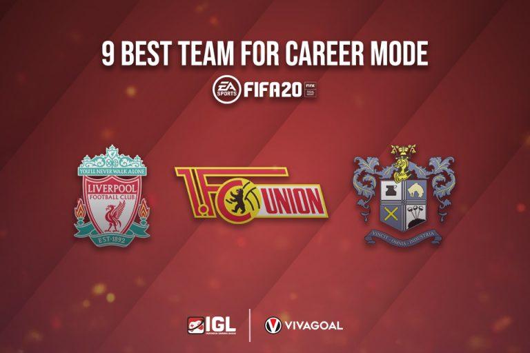 9 Tim yang Terbaik yang Bisa Dimainkan di Career Mode FIFA 20