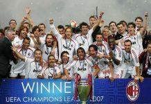 AC Milan Champions