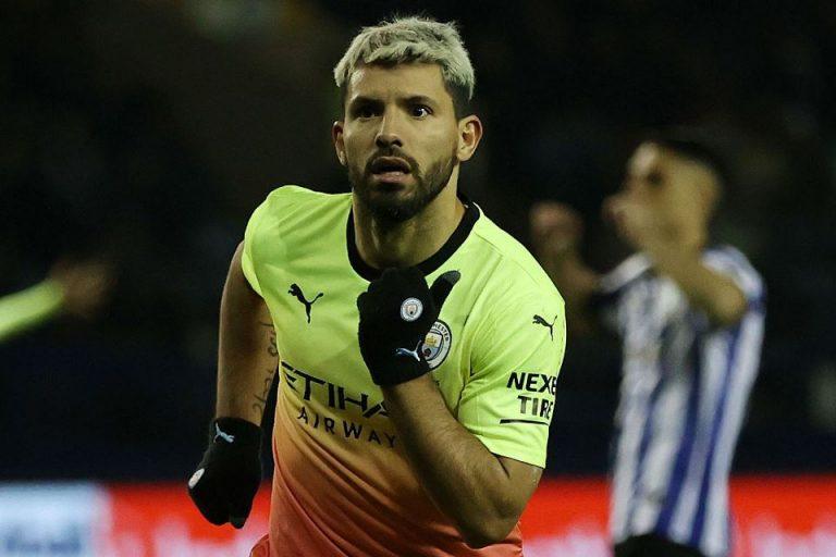 Aguero Hantarkan City Melaju di Piala FA