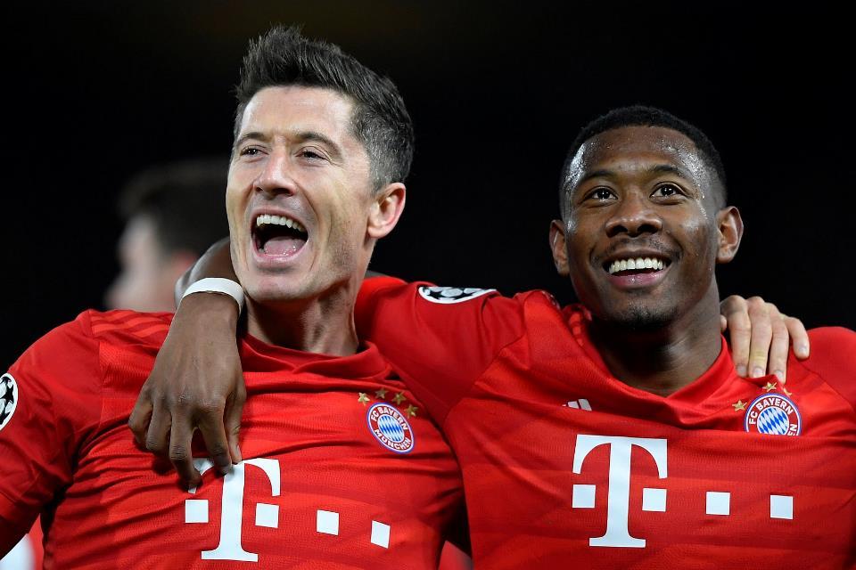 Bintang Bayern Tak Sabar Nantikan Bergulirnya Bundeslliga