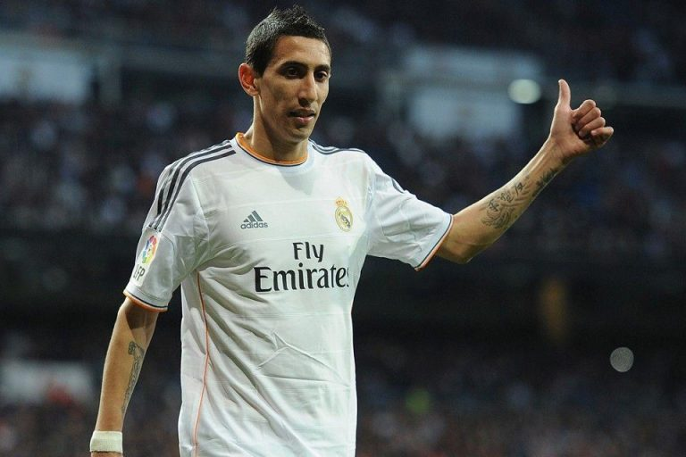 Di Maria Tuding Real Madrid Dalang Utama Gagal Main di Final Piala Dunia 2014