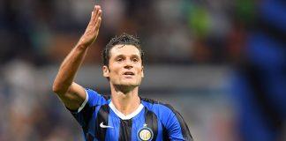 Antonio Candreva Inter Milan