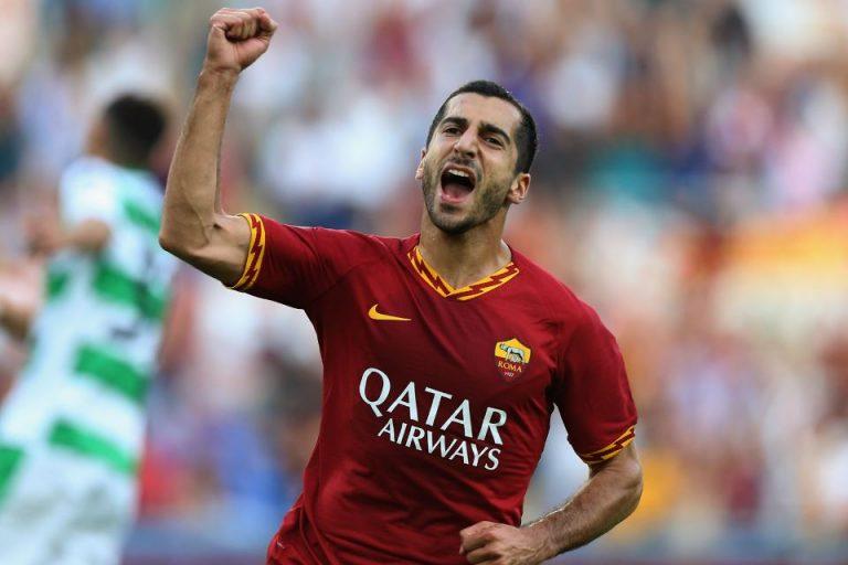Arsenal dan Roma Ragu Perpanjang Mkhitaryan, Kenapa?