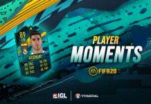Cara Mendapatkan Marco Asensio Player Moment di FIFA 20