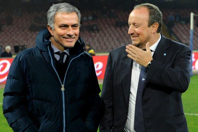 Benitez dan Mourinho
