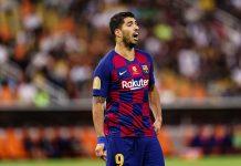 Berkah Virus Corona Barcelona Kembali Diperkuat Suarez Saat LaLiga Kembali Bergulir