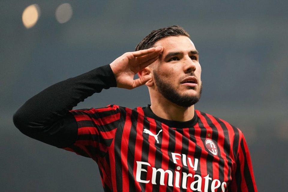 Bersama Milan, Theo Hernandez Bisa Jadi Bek Terbaik Dunia
