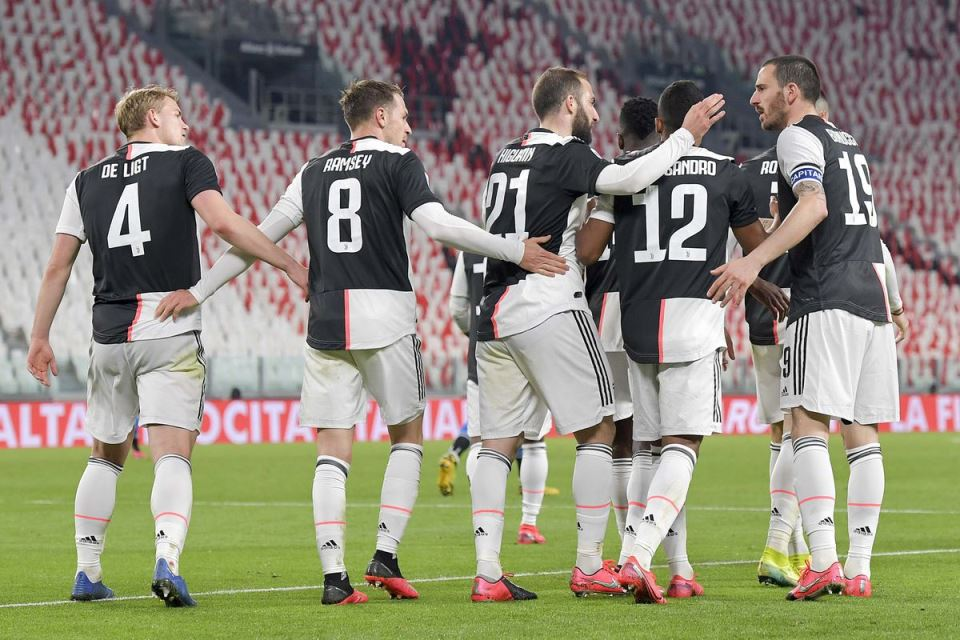 Biarkan Tiga Pemainnya Tinggalkan Italia, Juventus Dikecam