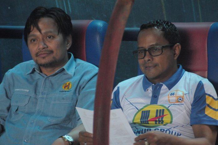 CEO Barito Hasnuryadi Sulaiman