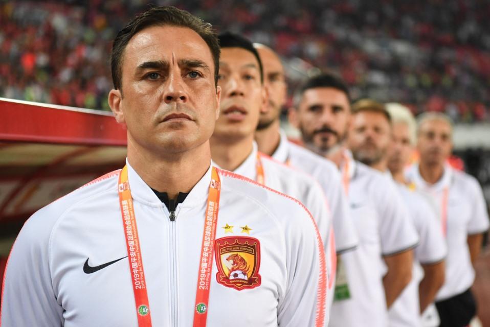 Pelatih Tim China Berharap Bisa Tukangi Napoli