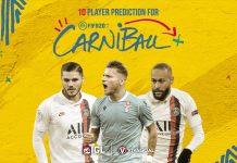 10 Pemain yang Diprediksi Masuk ke dalam Carniball Card FIFA 20