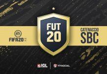 Cara Dapatkan Catenaccio dalam Squad Building Challenge FIFA 20
