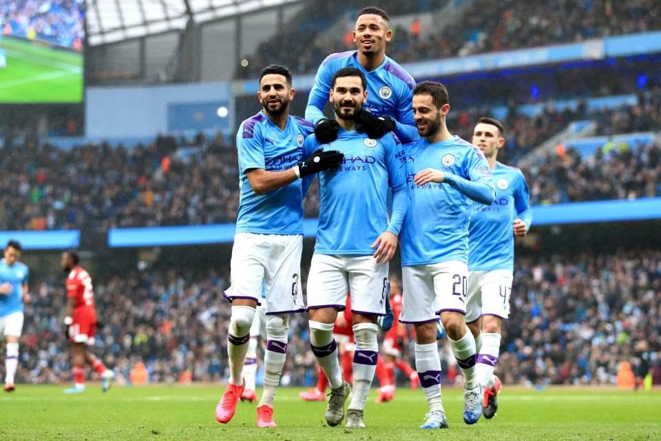 Man City Diklaim Sudah Layak Juarai Liga Champions