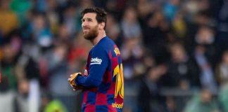 Bertanding Tanpa Penonton, Messi: Mental Pemain Jadi Penting