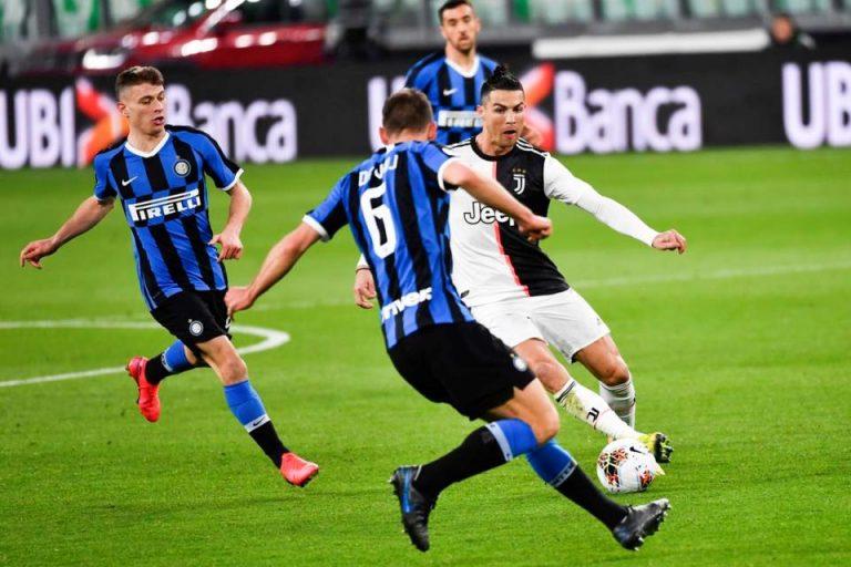 Dipecundangi Juventus 2-0, Conte: Kami Memang Beda Level