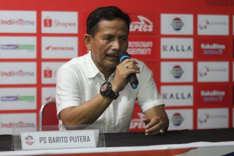 Barito Putera Rencanakan Gelar Tiga Uji Coba Jelang Liga 1 2020