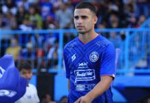 Elias Alderete Arema FC