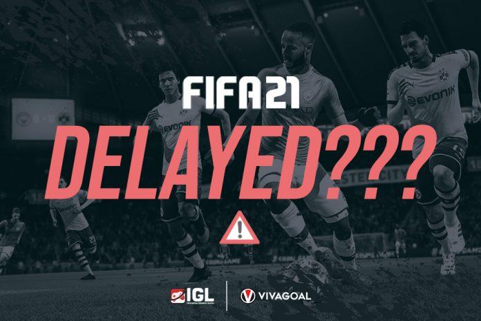 Pandemic Corona Bakal Tunda Jadwal Perilisan FIFA 21?