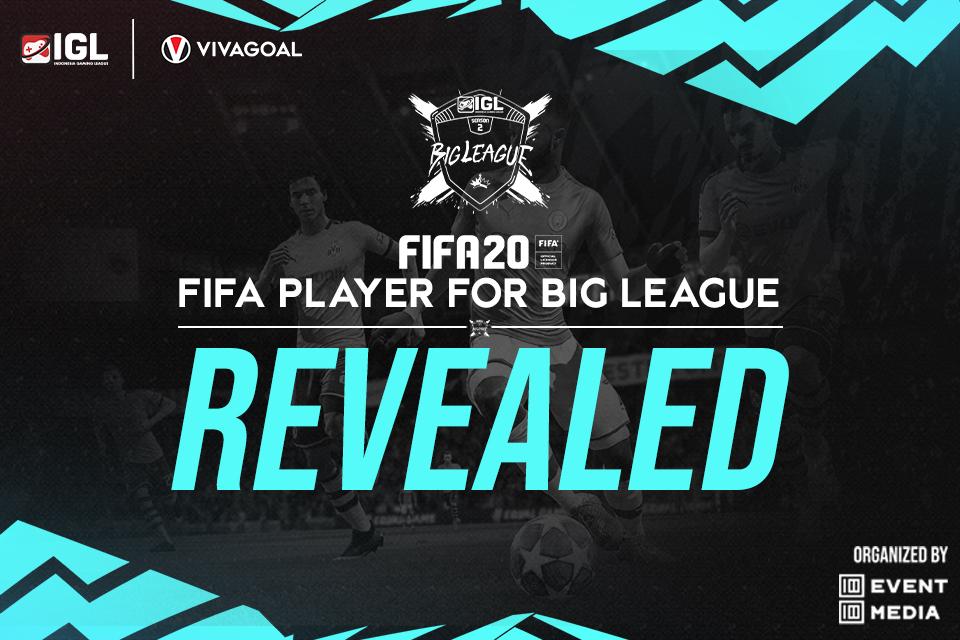 Empat Nama dari Dvisi FIFA Kick Off Melaju ke Big League IGL