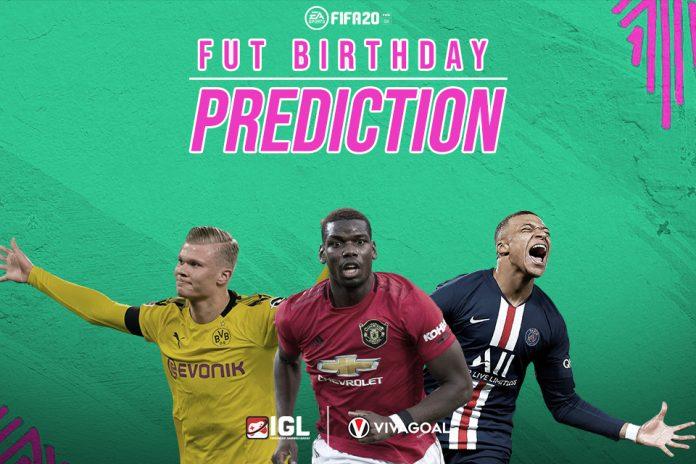 FIFA 20 FUT Birthday Prediction: Disesaki Pemain dengan Kecepatan Tinggi!