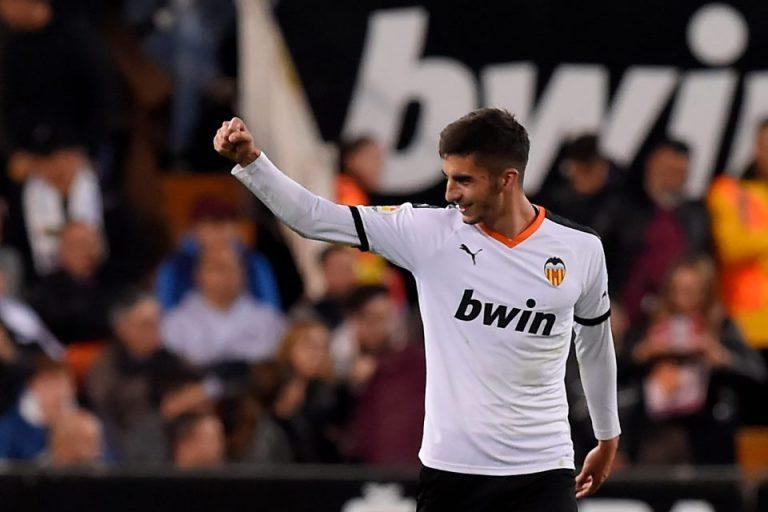 Winger Valencia Ingin Jajal Klub Liga Inggris