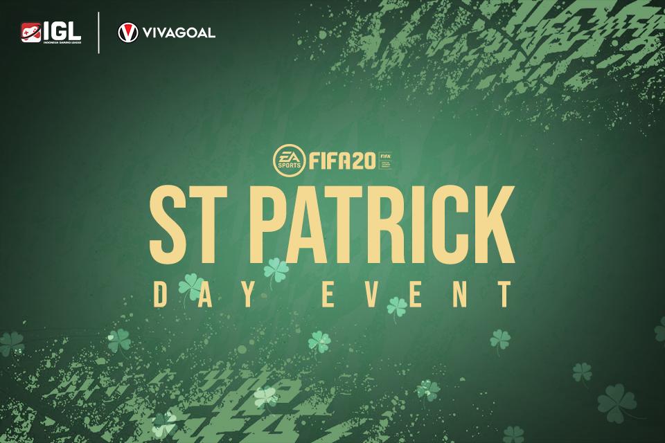 Sebentar Lagi, FIFA 20 Bakal Gelar St Patrick Day