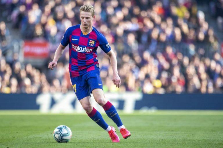 Koeman Sebut Barcelona Salah Didik De Jong