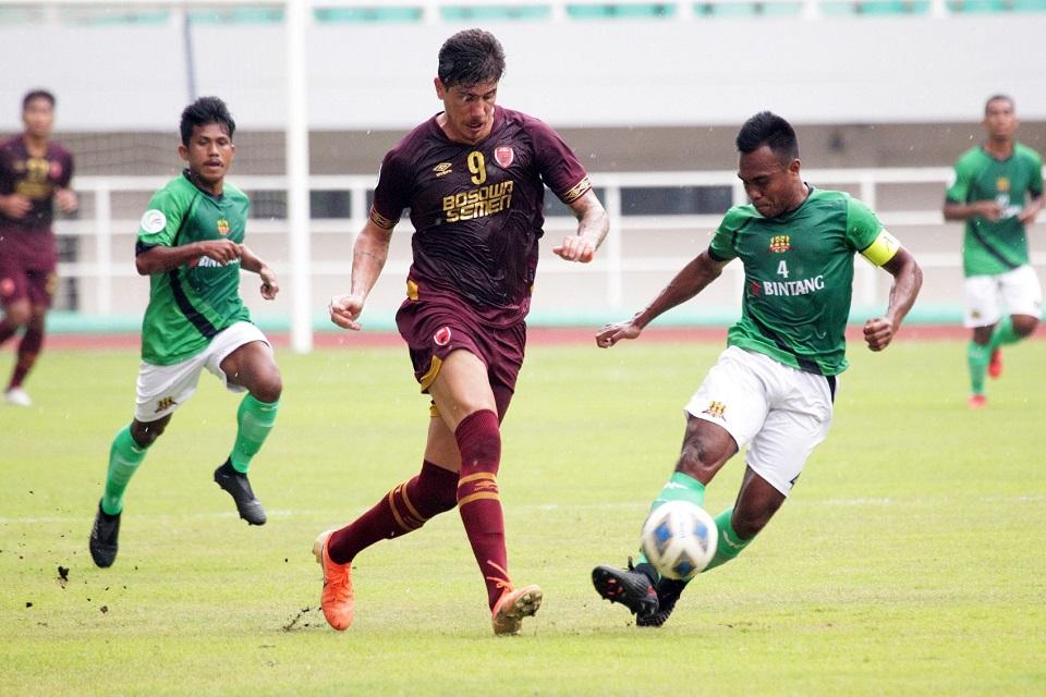 Giancarlo Lopes PSM Makassar