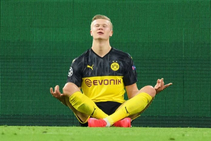 Ketimbang Dortmund, Haaland Lebih Cocok Gabung Raksasa Inggris