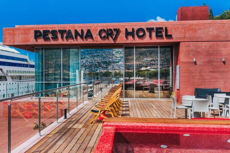 Staf Bantah Hotel Milik CR7 Akan Diubah Jadi Rumah Sakit Khusus Corona