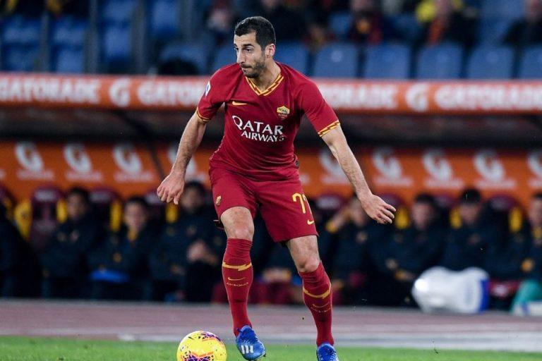 Bahagia di Roma, Mkhitaryan Enggan Kembali ke Arsenal