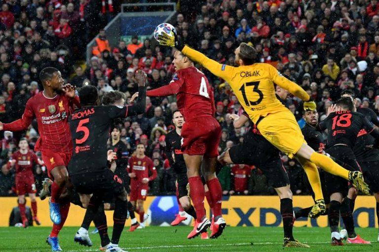 Peran Penting Jan Oblak Dibalik Kesuksesan Atletico Madrid Bungkam Liverpool