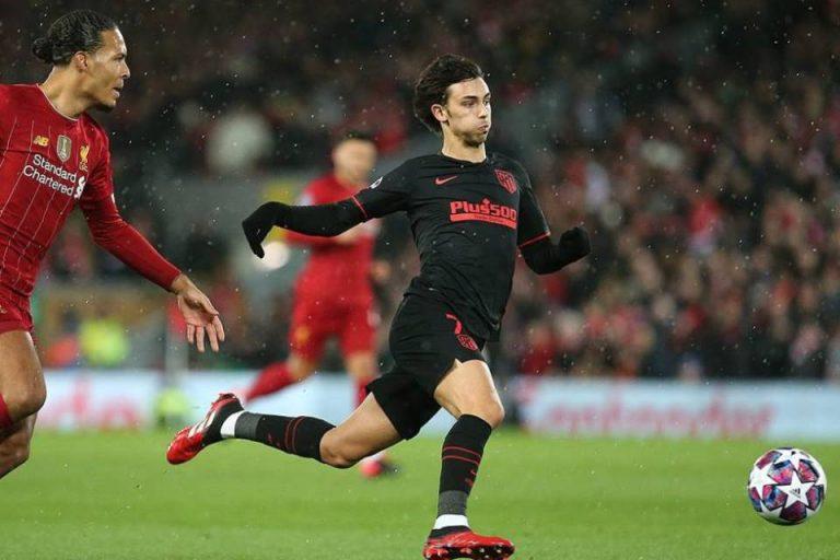 Joao Felix Takjub dengan Atmosfer Anfield