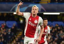 Juventus Siap Banting Setir Pada Gelandang Ajax