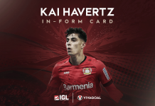 Membedah Special Card Terbaru Wonderkid Jerman di FIFA 20: In-Form Player