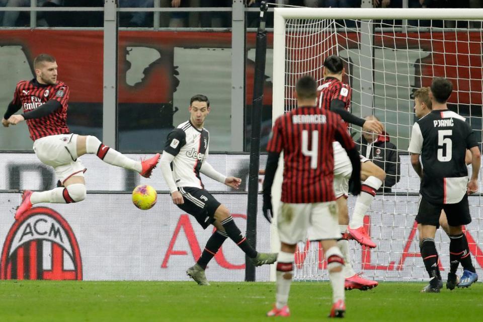 Karena Corona, Laga Juve vs Milan Digelar Tanpa Penonton