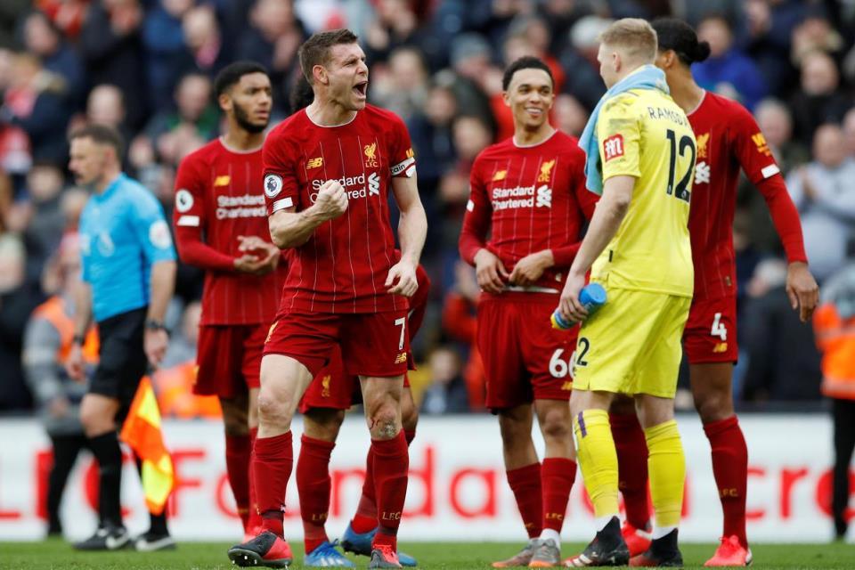 Liverpool Belum Sesempurna yang Orang Kira