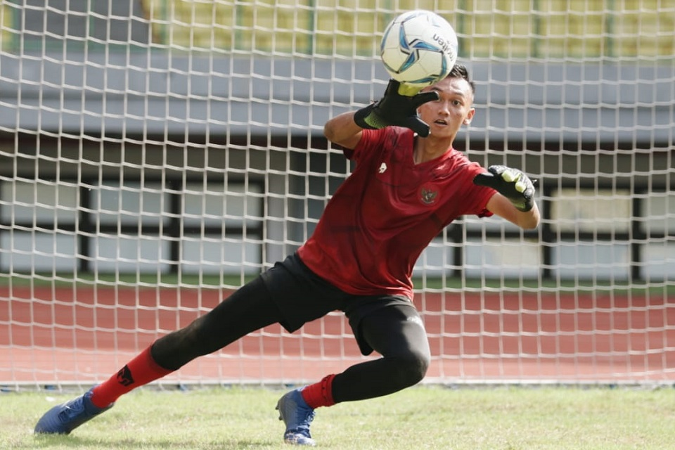 Kiper Timnas Indonesia U-16