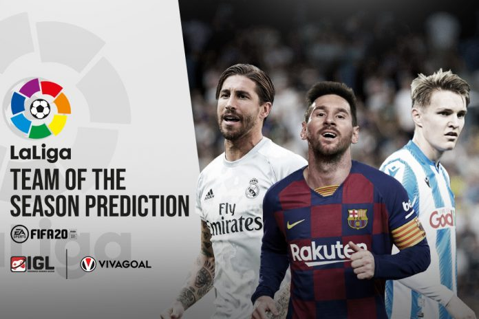Prediksi Team of the Season LaLiga FIFA 20: Didominasi Pemain Real Madrid dan Barcelona
