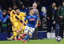 Leg II Barcelona Vs Napoli Terancam Gagal Karena Virus Corona
