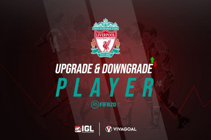 Lima Pemain Liverpool Mendapatkan Upgrade & Downgrade di Game FIFA 20