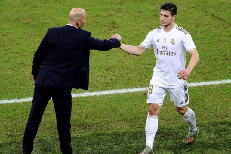 Beberapa Alasan Luka Jovic Akan Dijual Real Madrid