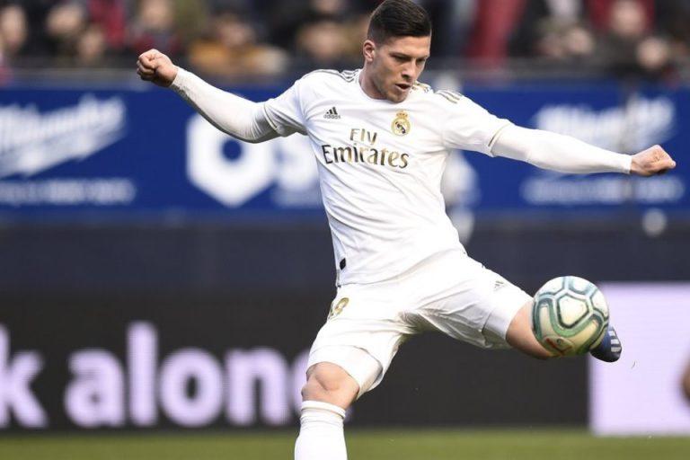 Madrid Intip Peluang Barter Luka Jovic Dengan Penyerang Asal Mexico