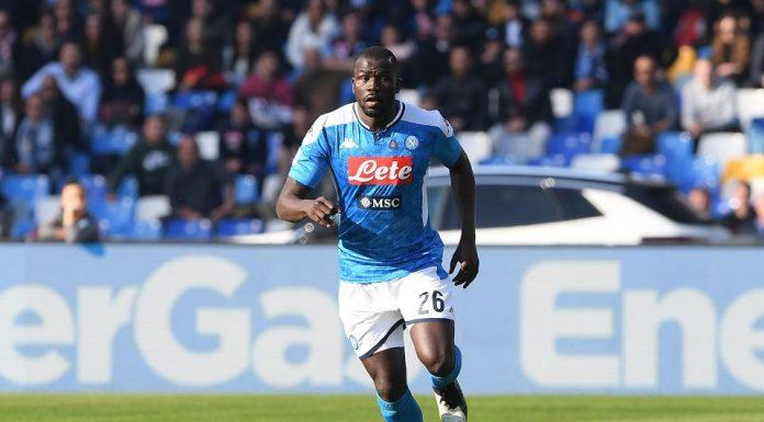 Manchester United Layangkan Tawaran kepada Koulibaly