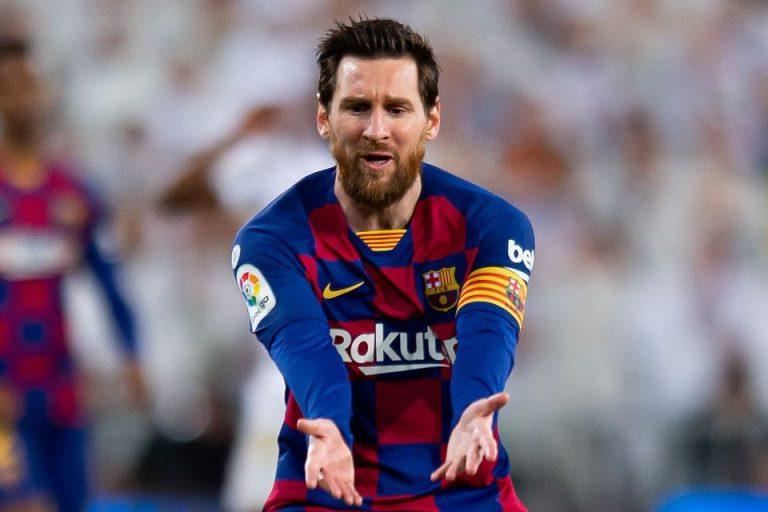 Kapasitas Messi Sudah Melebihi CR7 dam Ronaldinho!