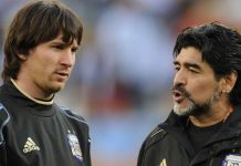 Messi dan Maradona