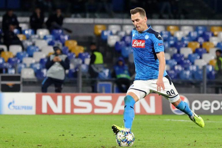Striker Napoli Akan Reuni dengan Sarri, Siapa?
